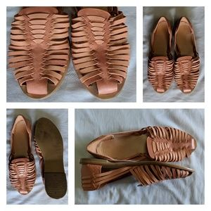 Topshop Olivia Huarache Sandals